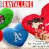 Jual Souvenir Bantal Love - Bantal Hati Promosi