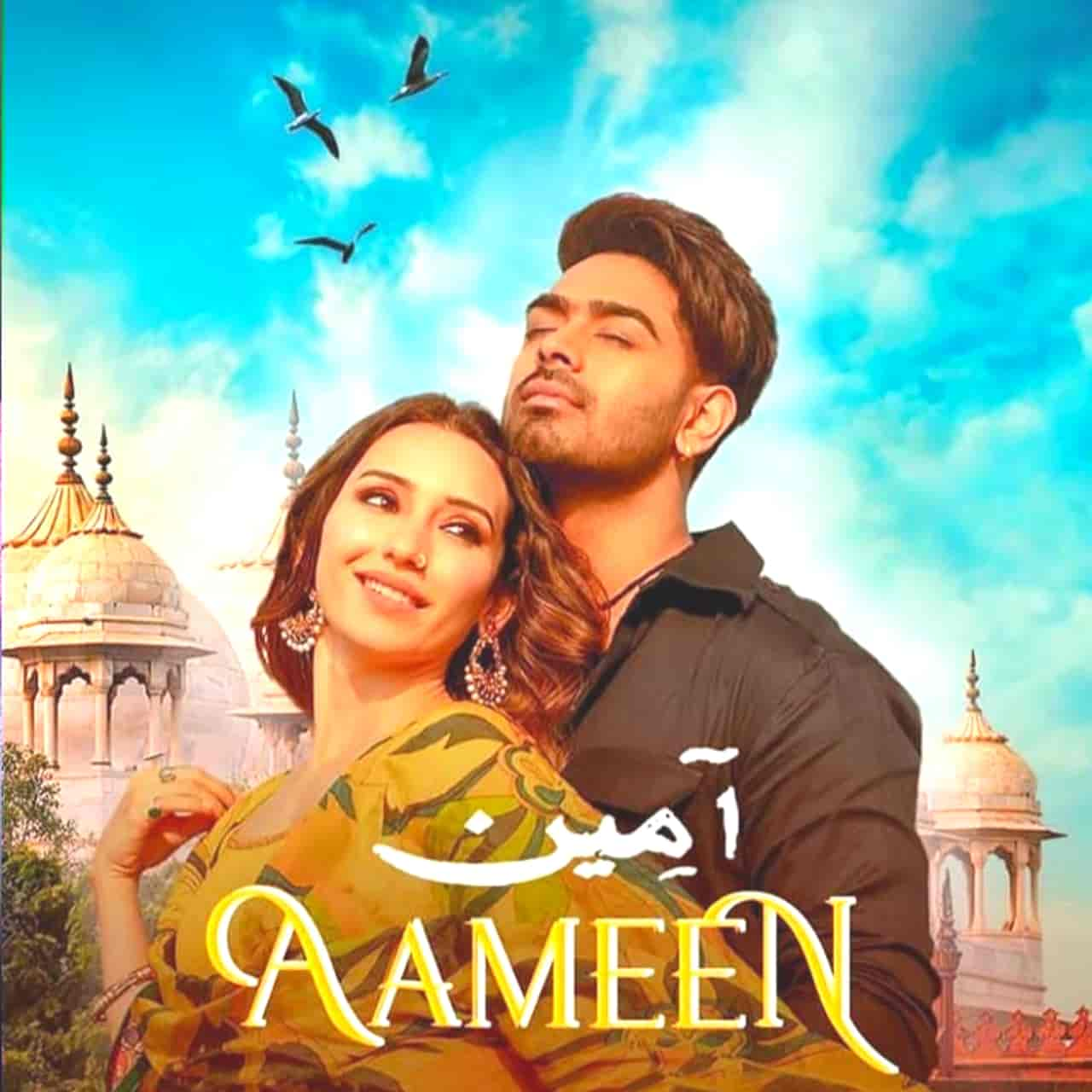 Aameen Song Image By Karan Sehmbi