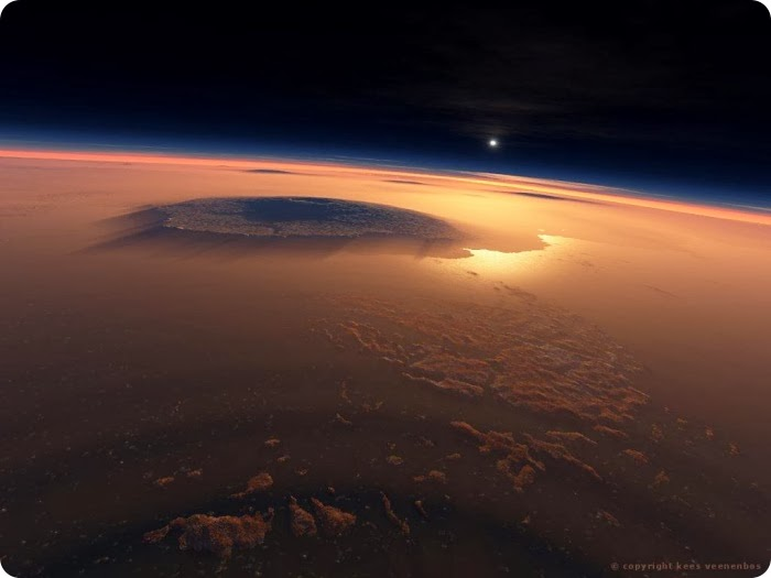 APOD- Sunrise on Mars   Physics-Astronomy
