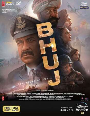 Bhuj – The Pride Of India (2021) HDRip Hindi Movie Download