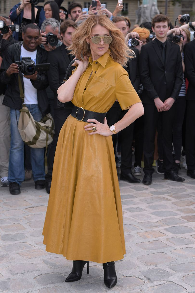 Celine Dion Strips Down for Vogue | Observer