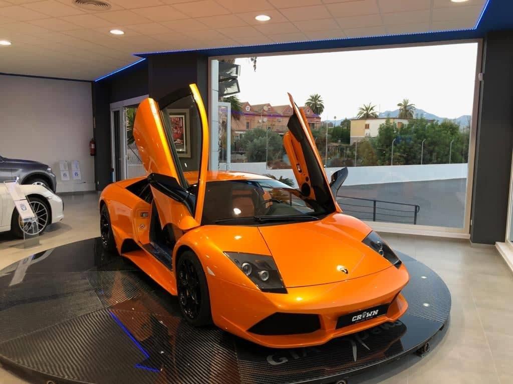 The Supercar Lamborghini Murci