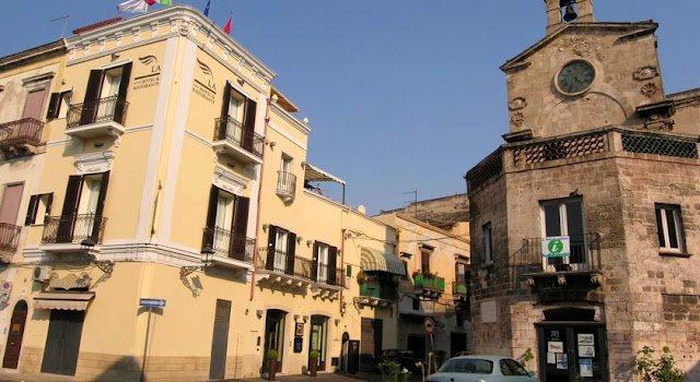 Hotel L'Arcangelo em Taranto