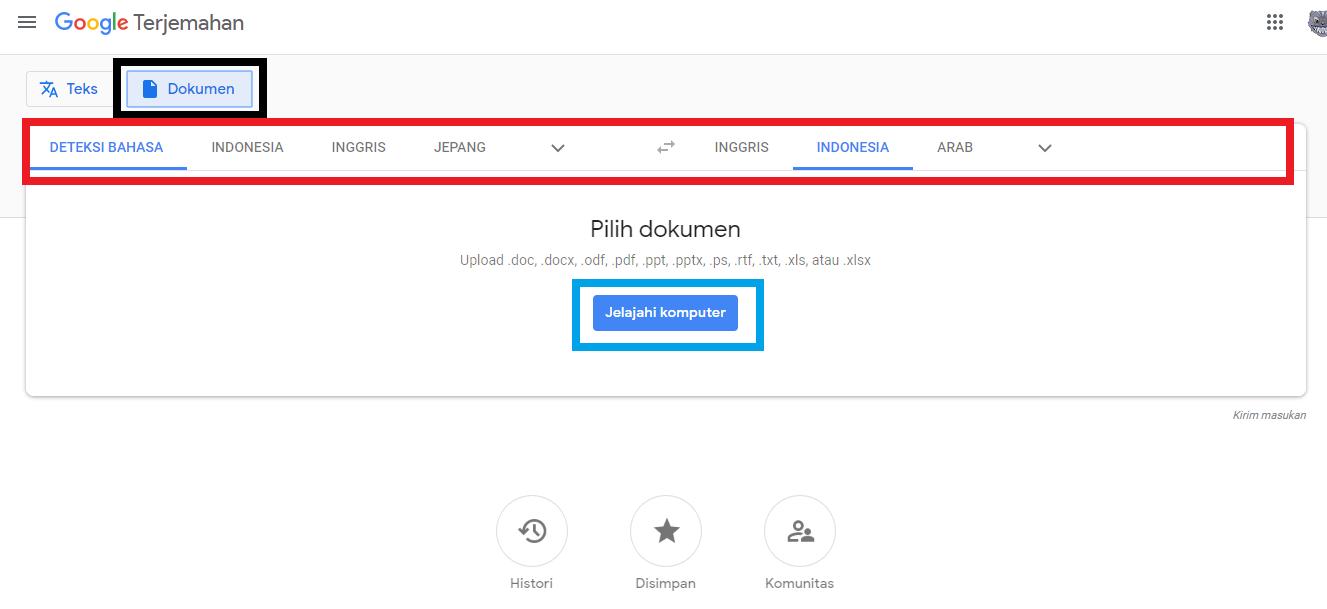 ˆ� Cara Menerjemahkan Gambar Dan Dokumen Di HP & PC - Yaditekno.com
