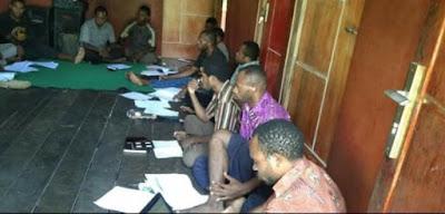Saat Kegiatan Pelatihan LKD berlangsung di Sekretariat MEEMBERS