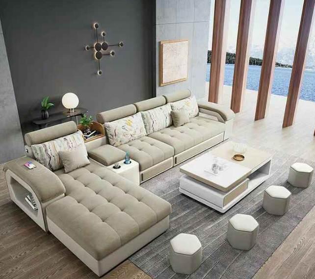Desain Ruangan rumah Minimalis Type 45 Untuk ruang Tamu