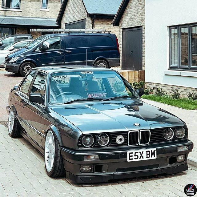 25 Best Modified BMW E30 3 Series Wallpaper