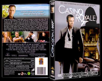 007: Casino Royale 2006 | Carátula