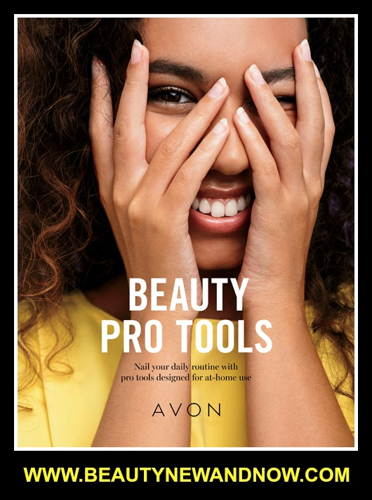 Day Spa, At Home AVON Flyer Campaign 21 2020 - Beauty Pro Tools