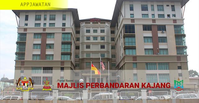 Jawatan Kosong di Majlis Perbandaran Kajang (MPKj)