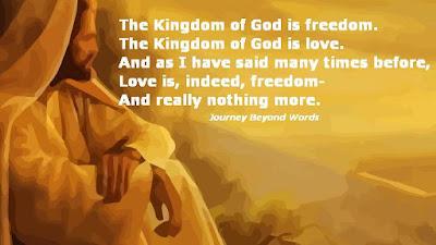 kingdom of god verses
