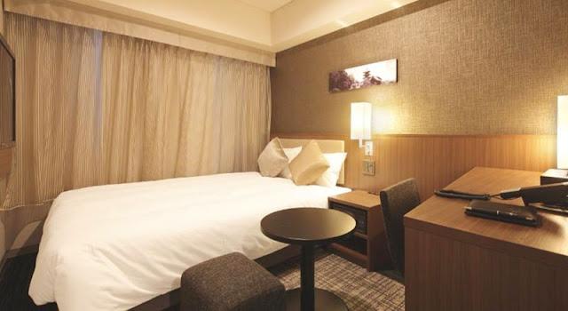 京都四條烏丸景觀酒店 Hotel Unizo Kyoto Shijo Karasuma - 雙人房