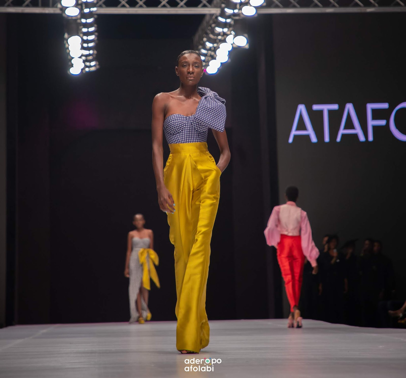 Lagos Fashion Week 2019