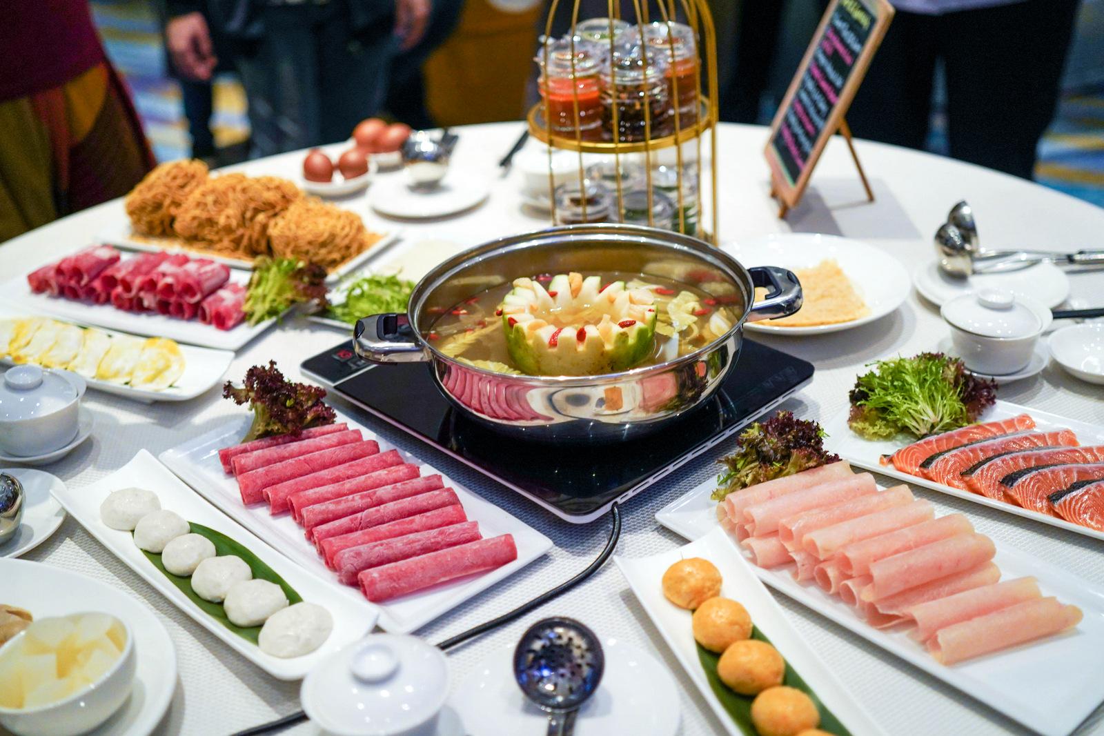 Aloft Kuala Lumpur Sentral: Private Hot Pot Dining