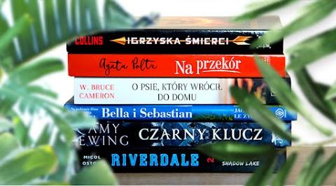 Literacka 5! vol. VI - pięć popularnych książek Young Adult, które doczekały się ekranizacji