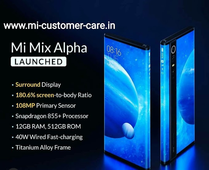 What is the price-review of Mi Mix Alpha?