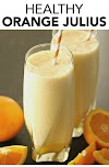 Healthy Meals Monday: Orange Julius With Banana