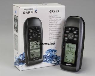 Darmatek Jual GPSMap 73 dari GARMIN GPS Handheld Navigator