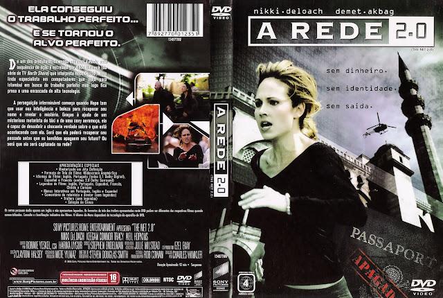 Capa DVD A Rede 2.0