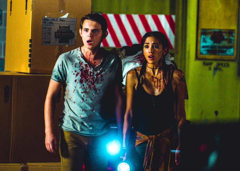 Кровавый фестиваль, Ужасы, Рецензия, Обзор, 2018, Blood Fest, Horror, Review