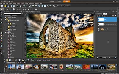 Kata photoshop dalam lingkup orang yang sering bekerja dengan grafis  8 Software Edit Foto Selain Photoshop