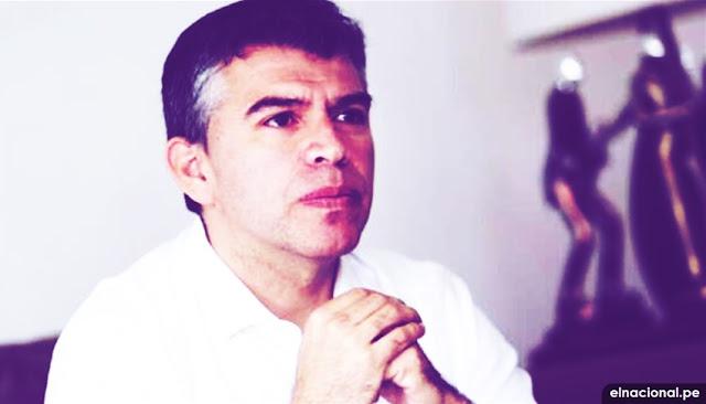 Julio Guzmán, Fiscal Pérez inicia diligencias preliminares contra líder del Partido Morado por caso Odebrecht.