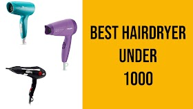 Top 10 best hair dryer in Bharat under 1000 || Best Hairdryer in 2020.