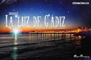 La luz de Cádiz (Comparsa). COAC 2019