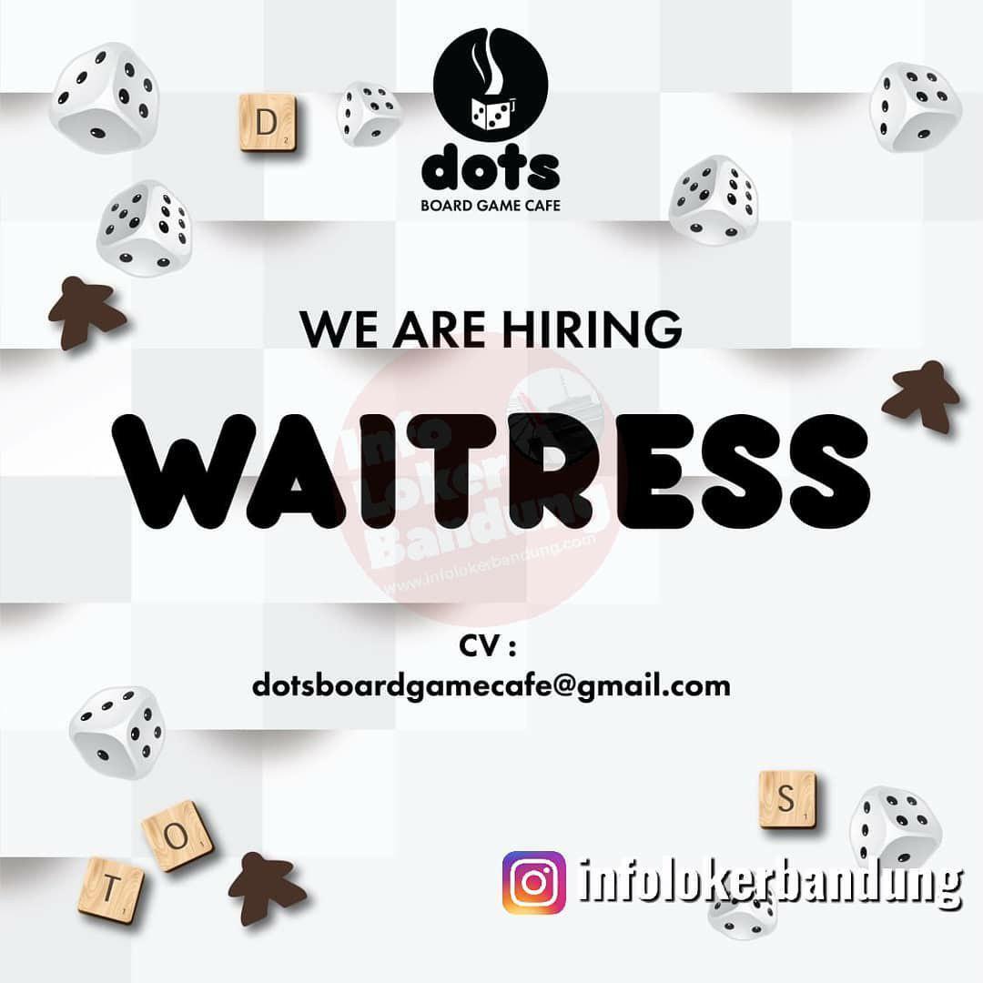 Lowongan Kerja Dots Board Game Cafe Bandung Juli 2019