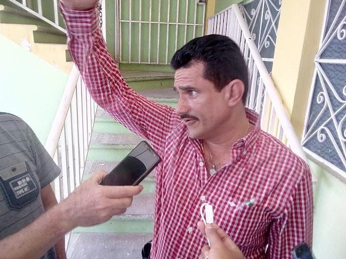 Se filtra video de candidato morenista Temo Baruch amagando con violencia a una persona en Soconusco