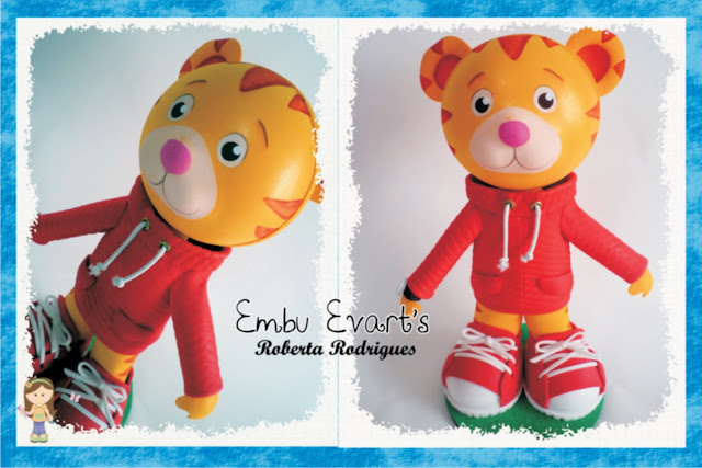 personagem daniel tiger