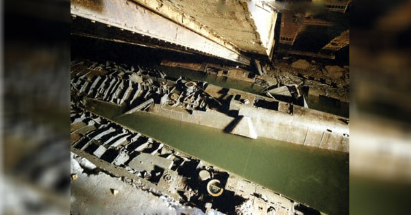2t3hDDc Three U-boats That Went Missing For Years Were Found In A U-Boat Bunker in Hamburg! UNBELIEVABLE!