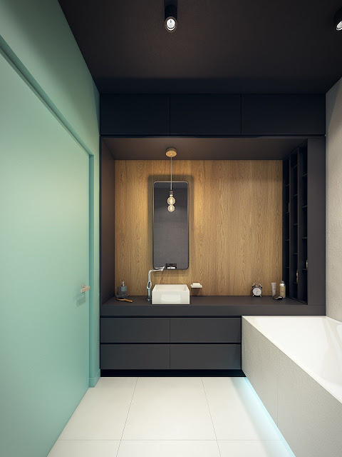 Five Star Hotel Bathroom Design