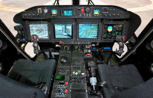 AgustaWestland AW159 Wildcat cockpit