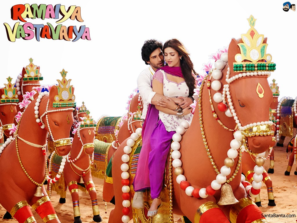 Ramaiya vastavaiya new movie song free download