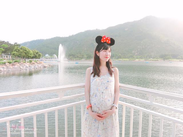 【懷孕蜜語(九)】孕照也可自己拍♥為人生第一次留下美好回憶
