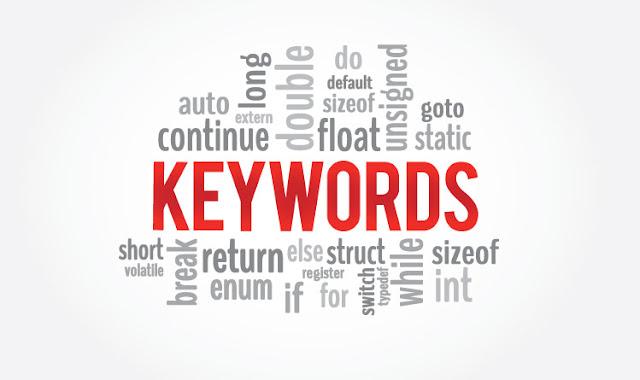 Keyword dan Identifier dalam bahasa C