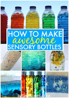 How to make discovery bottles