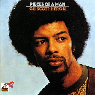 Gil Scott-Heron - Pieces of a Man Music Album Reviews