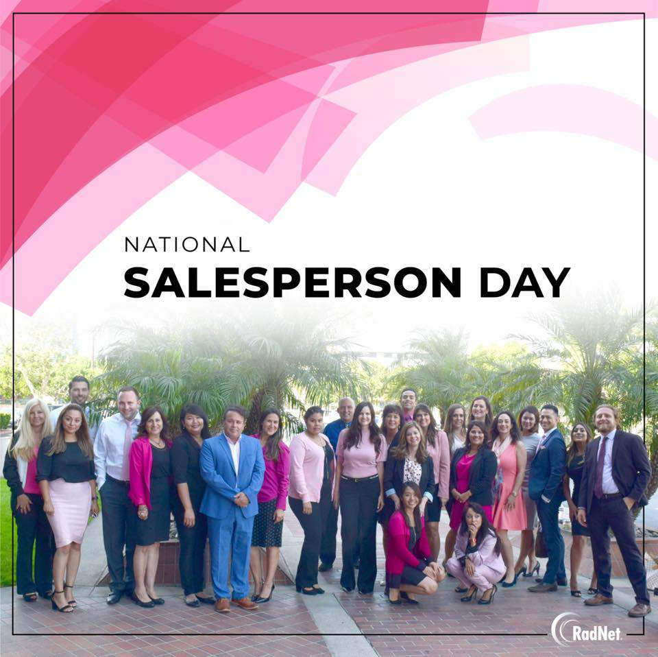 National Salesperson Day Wishes Pics
