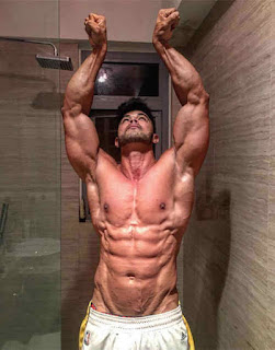 Sahil Khan Bodybuilding  Physique