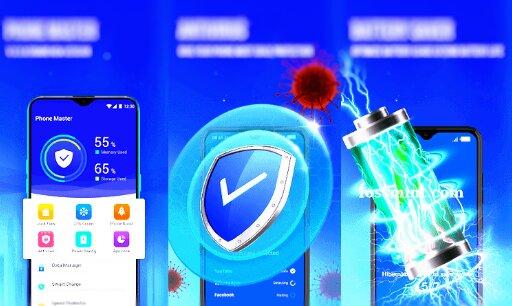 تطبيق تسريع شحن جميع الهواتف الذكية