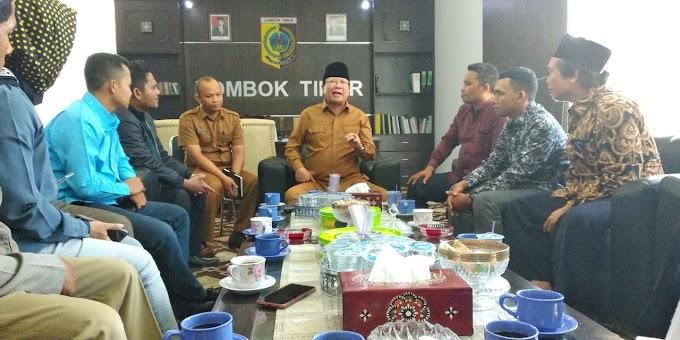 FK-BPD Lotim Suarakan Aspirasi Ribuan BPD