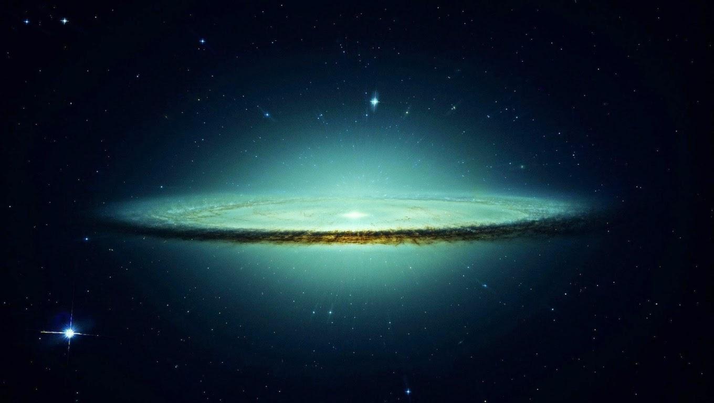Galaxy Wallpaper Free Download: Galaxy Wallpaper 1360x768