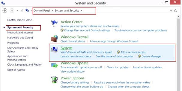 How to set Classpath in Windows 8