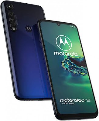 Motorola One Vision Plus Launched With 6.3inch FHD+ Display, 48MP Triple Rear Camera, 4000mAh Battery & More