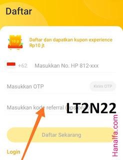 Cara Daftar Neo+ Plus Bank BNC dengan Kode Referal LT2N22 Berhasil Login Dapat Uang Rp20 Ribu Tarik ke Rekening Dana