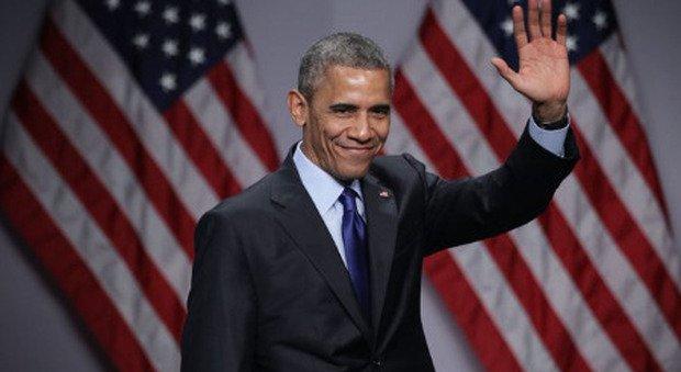 """Barack Obama su Rai 3, ospite di Fazio a """"Che tempo che fa"""""""