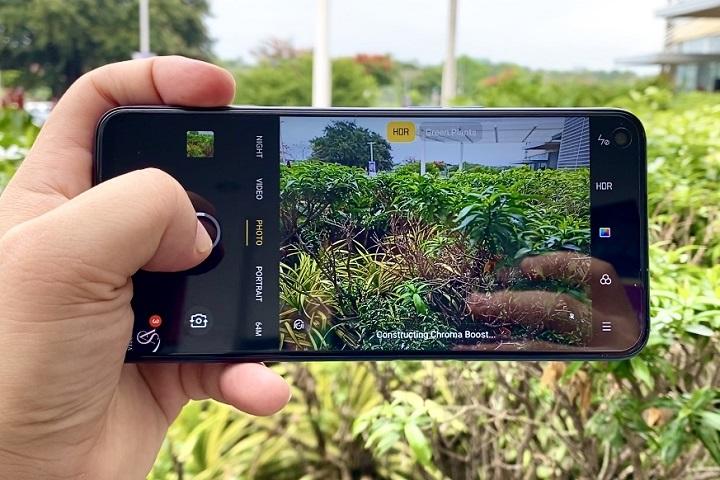 realme 6 camera review