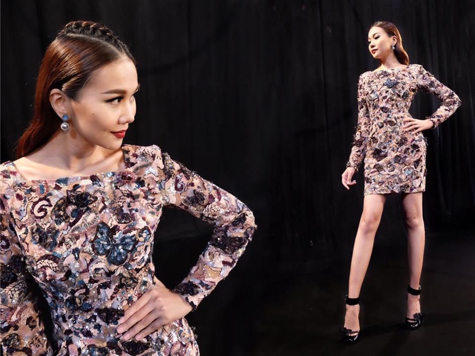 Fan phát cuồng khi Thanh Hằng khoe khéo chiếc váy trị giá 180 triệ1u